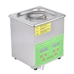 15L Double-frequency Digital Stainless Ultrasonic Cleaner Cleaning Tank Machine