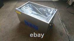 22l Digital Stainless Ultrasonic Cleaner Ultra Sonic Cleaning Tank Timer Heater