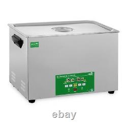 2L Ultrasonic Cleaner Cleaning Digital Stainless Steel Ultrasound Bath 480 Watt