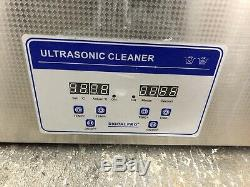 30 Litre Stainless Ultrasonic Cleaner Ultra Sonic Bath Cleaning Tank With Timer