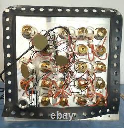 Blackstone-NEY 1920-24T Transducer Plate 20x19 24x U1 40/72/104Khz 3x Unglued