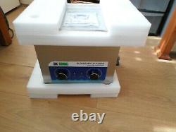 DK sonic Ultrasonic Cleaner Professional Timer Heater Stainless Steel 10L