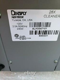 Densply 28x Ultrasonic Stainless Steel Cleaner Model ALK0347101 by Neytech L802