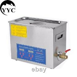 Dental Stainless Steel Ultrasonic Cleaner Cleaning Machine
