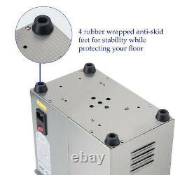 Digital Ultrasonic Cleaner 3/6/10/15/30L Timer Heater 304 Stainless Steel UK