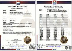 Digital Ultrasonic Cleaner Bath Timer Stainless Tank Cleaning 6L UK Plug 220V