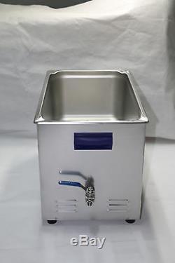 Durasonix 30L Ultrasonic Cleaner Timer Heater Stainless