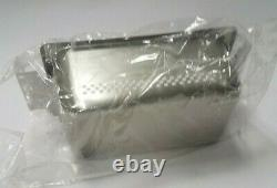 L&R Quantrex Q140 Ultrasonic Dental Stainless Steel Basket, -BASKET ONLY-