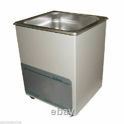 NEW! Sonicor Stainless Steel Tabletop Ultrasonic Cleaner 0.5 Gal Capacity S-50