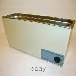 NEW! Sonicor Stainless Steel Tabletop Ultrasonic Cleaner 2.5 Gal, S-211T