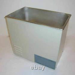 NEW! Sonicor Stainless Steel Tabletop Ultrasonic Cleaner 3.0 Gal Capacity S-311