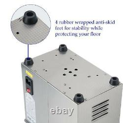 Professional 6L Digital Ultrasonic Cleaner Timer 304 Stainless Steel Cotainer UK
