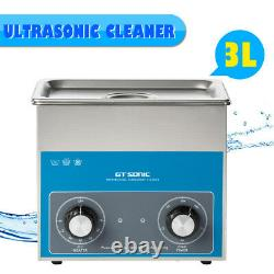 Professional Digital Stainless Ultrasonic Cleaner Ultra Sonic Bath Cleaning Tank