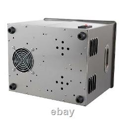 Professional Digital Ultrasonic Cleaner Timer 304 Stainless Steel 10L Basket UK