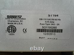 Sonix IV ST164 Ultrasonic Cleaner Stainless Steel Tabletop Bath Sonix 4