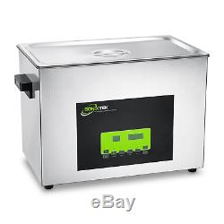 Sonixtek SD Series 30L Ultrasonic Cleaner Machine Stainless Steel -Commercial