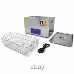Ti22 Performance 8582 Ultrasonic Cleaner with 19 in. Stainless Basket NEW