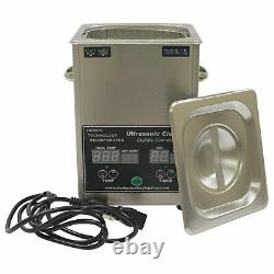 Ultrasonic Cleaner For Stainless steel tank and housing construction 752-100