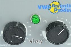 VWR Aquasonic 75HT Ultrasonic Cleaner Water Bath Sonic Dental SS Stainless Steel